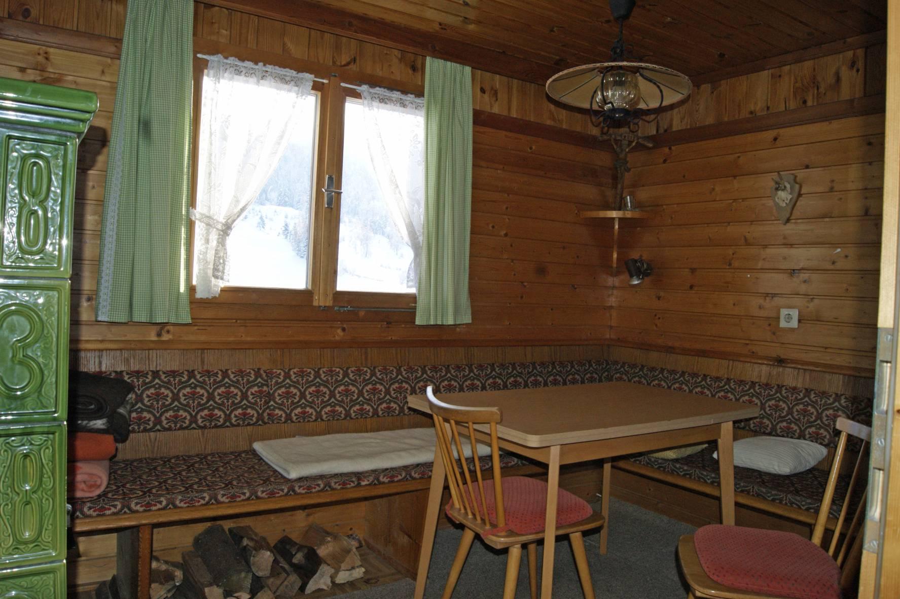 Hütte, Ferienhaus